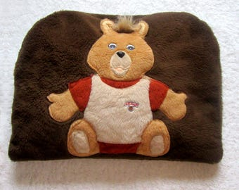 Rare Vintage 1985 Teddy Ruxpin Bear Napper Sack Sleeping Bag Good Condition