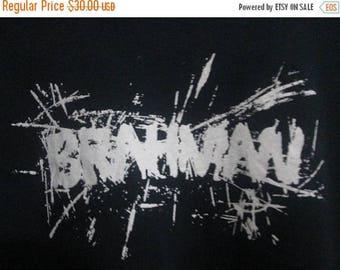 35% OFF Vintage Brahman Japanese Emo Band Promo Tour T-shirt
