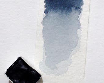Mayan Blue - Handmade Watercolor Paint