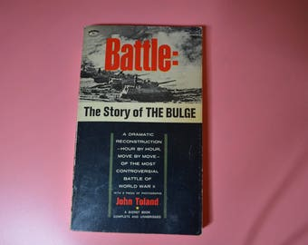 Book-Battle-The Story of the Bulge by John Toland
