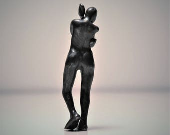 Eve,  bronze figure