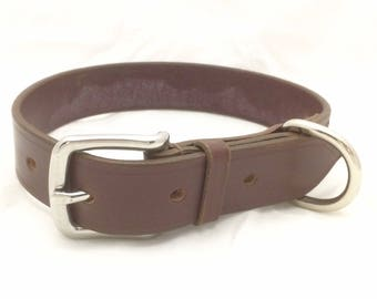 Leather Dog Collar, Dog Collar, Dog Collar Leather, Dog Collar Personalized, Collars Dog, Collars and leashes, Collars for Dogs,