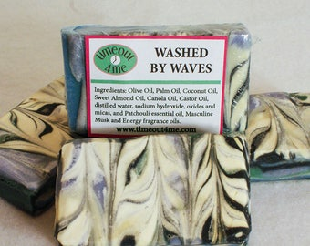 Washed by Waves Soap Perfect for Father's Day Gift