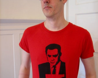 Perry Mason T-shirt size large