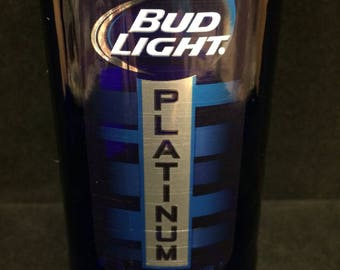 Budlight Platinum scented candle - Made to order