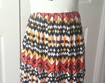 Blackgirlmagic maxi, afro maxi, women's maxi dress, African print dress,