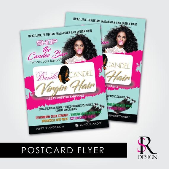 Custom Postcard, Flyer Design, Event flyer
