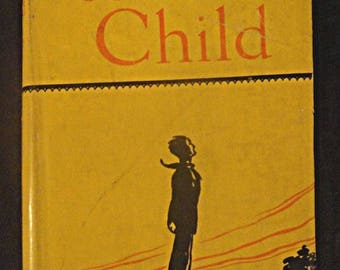 Back2SchoolSale - 1929 First Edition Clothbound Hardback OCTOBER'S CHILD by Donald Joseph (411)