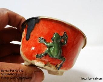 Bonsai Pot No 342