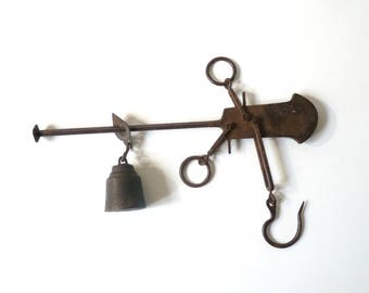 Hanging scale etsy - Decoration romaine antique ...