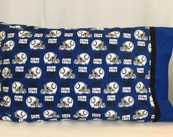 Indianapolis Colts pillowcase