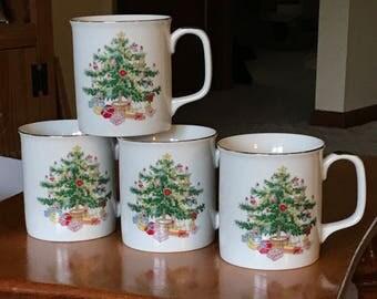 Nikko Christmas Dishes