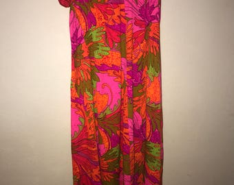 Vintage Sun Fashions of Hawaii Dress