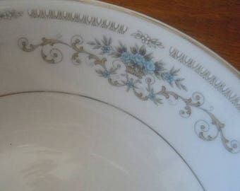 Diane Fine China of Japan Dinner Plates