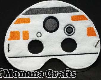 Star Fighters Ball Droid Childs Felt Mask