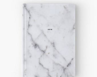 2018 Marble Notebook