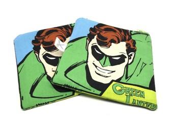 Mini zipper pouch Green Lantern