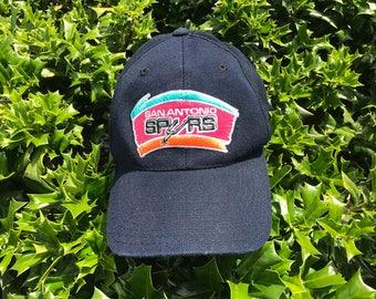 Vintage San Antonio Spurs Hat