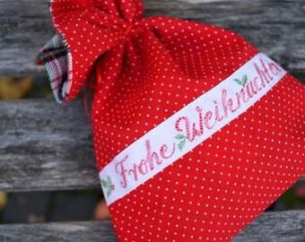 """Bag """"Merry Christmas"""""""