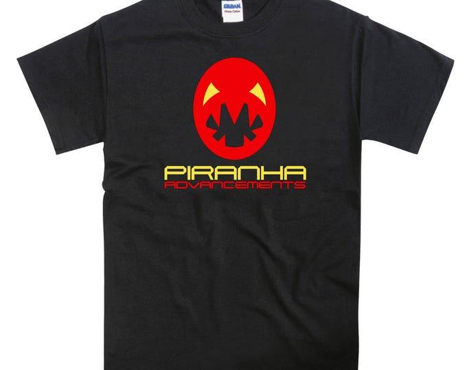 Wipeout Racing League Inspired Piranha Bite Tshirt