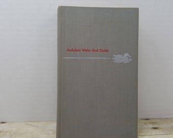 Audubon Water Bird Guide, 1951, Richard Pough, vintage bird book