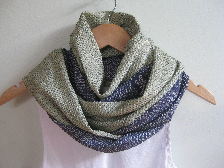 img grey gola scarf neck warmer warm wool infinity ring women circle en