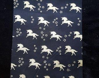 Unicorn Han-Eri Japanese Kimono Kitsuke