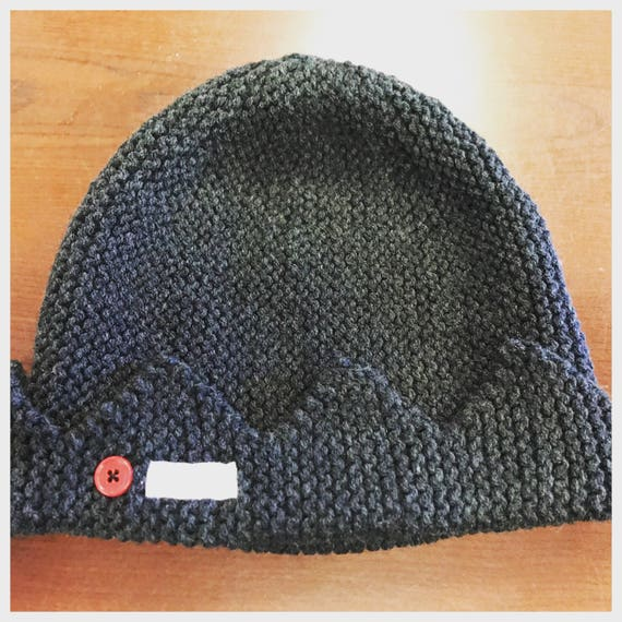 Knitting Pattern Jughead Hat : Jughead Hat Riverdale Hat Whoopee Cap Hand-Knitted Made to