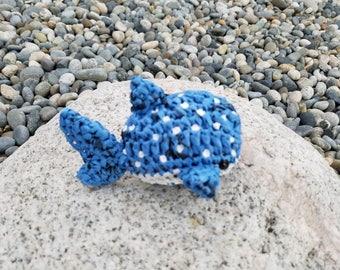 Plastic Amigurumi Whale Shark