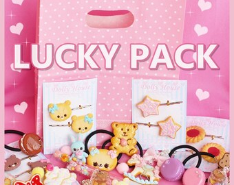 LUCKY PACK with 7 items by Dolly House
