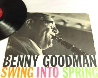 Benny Goodman Swing into Spring