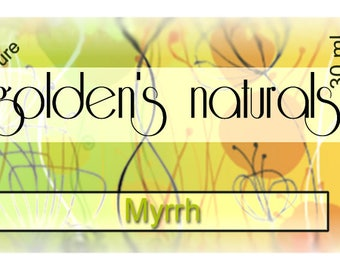 Myrrh - Essential Oil - 100% Pure Essential Oils, Aromatherapy, soap & candle-making supplies