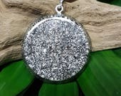 "Orgone Pendant ""No-frills"" - EMF Protection and Energy Balancing - Healing Jewelry - Large"