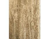 New! Sizzix Tim Holtz 3-D Texture Fades Embossing Folder - Lumber 662718