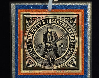 Tom Petty Anthology Ornament