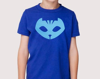 Connor/Catboy T-shirt (kids and adult sizes)