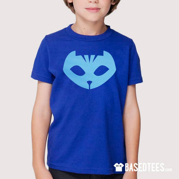 Connor/Catboy T-shirt and long sleeve shirt (kids and adult sizes)