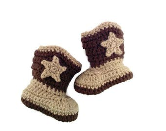 Newborn Cowboy Boots - Cowboy Theme Gift - Country Baby Gift - Little Cowboy Boots - Baby Cowboy Boots - Baby Cowgirl Boots - Cowboy Photo