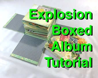 Tutorial #28: Explosion Boxed Album 'Hidden Treasures'