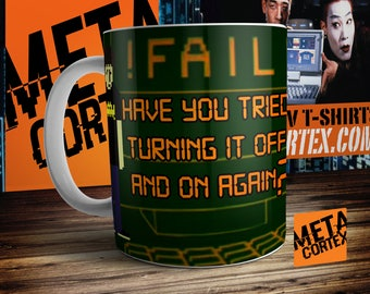 The IT Crowd - Have You Tried Turning it Off and On Again Mug