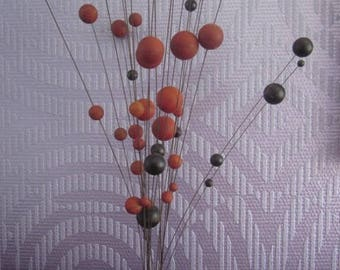Kinetic art mobile era Laurids Lonborg Denmark 60s 70s atomic