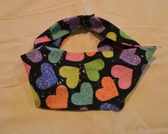 Multi Hearts Headband