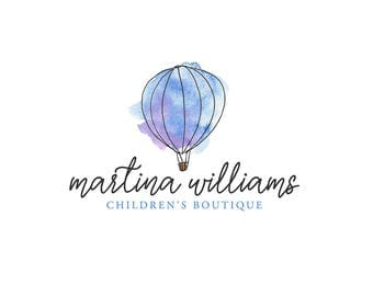 Logo Design Branding, Photography Logo, Small Business Logo, Custom Logo, Logo Design Package, Affordable Logo, Balloon Logo, Logo Branding