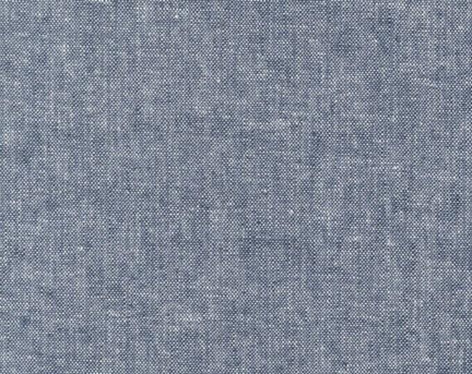 Essex Yarn Dyed Indigo - 1/2yd