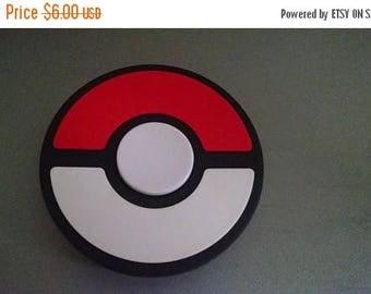 Retrocon Sale - Pokeball Fidget Spinner