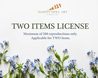 Two-Items Commercial License