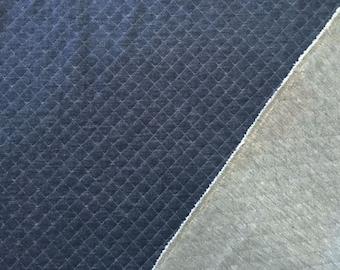 Steppsweat Dark. Jeans Blue