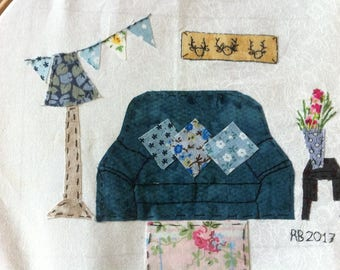 Chair applique