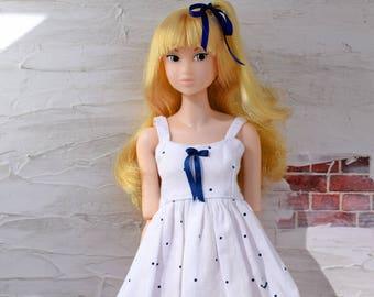 AHOI!!!  Dress for Momoko Ooak