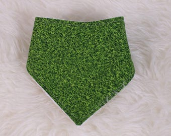 The Grass is Greener Bib